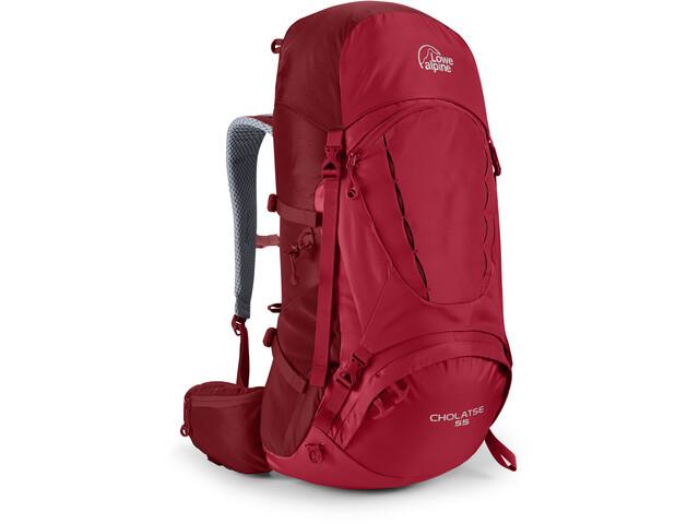 Lowe Alpine Cholatse 55 Backpack Men oxide/auburn